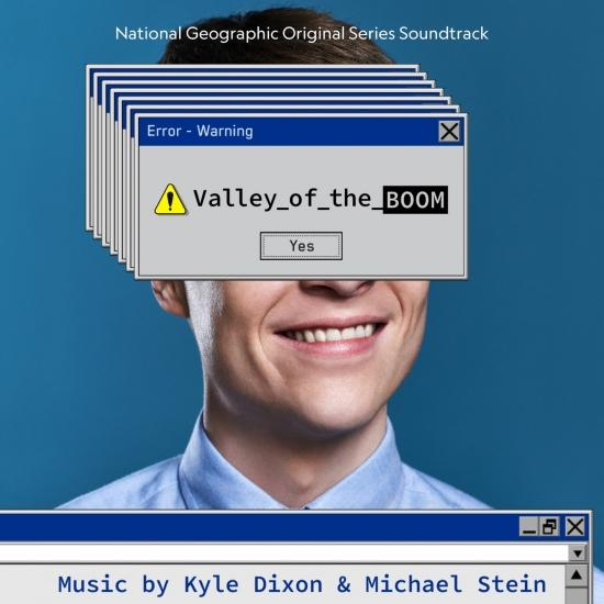 Cover Valley of the Boom - National Geographic Original Series Soundtrack