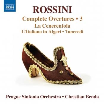 Cover Rossini: Complete Overtures, Vol. 3