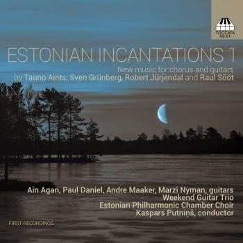 Cover Estonian Incantations 1