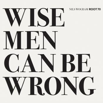 Cover Wise Men Can Be Wrong