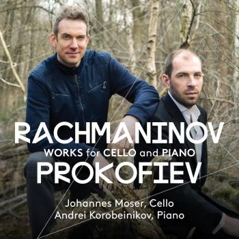 Cover Rachmaninoff & Prokofiev: Works for Cello & Piano