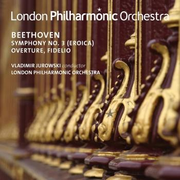 Cover Beethoven: Symphony No. 3 'Eroica' & Overture from Fidelio (Live)