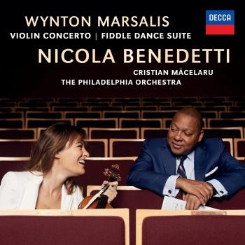 Marsalis: Violin Concerto; Fiddle Dance Suite