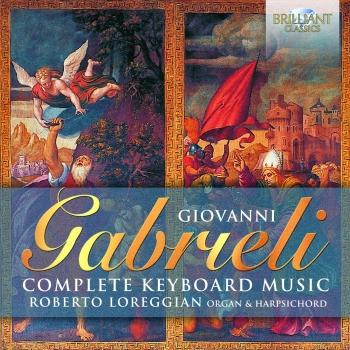 Cover Gabrieli: Complete Keyboard Music