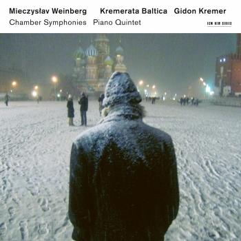 Cover Weinberg: Chamber Symphonies & Piano Quintet