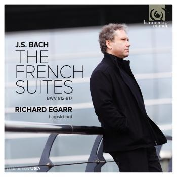 Cover Bach: The French Suites