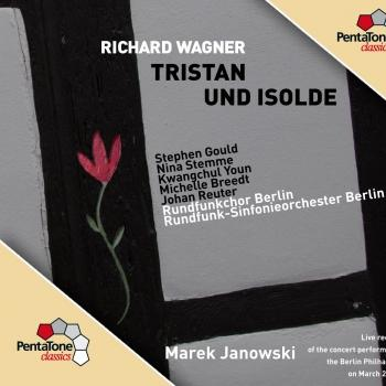 Cover Wagner: Tristan und Isolde