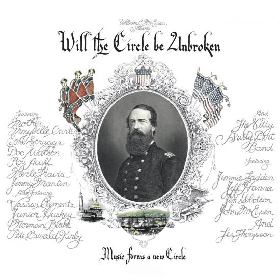 Cover Will The Circle Be Unbroken (Deluxe Remastered)