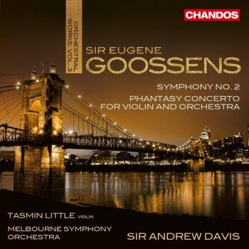 Cover Goossens: Orchestral Works, Vol. 3