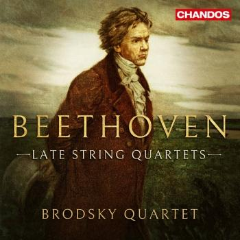 Cover Beethoven: Late String Quartets