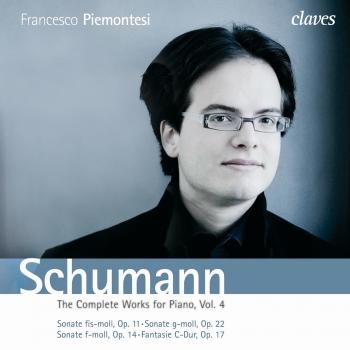 Cover Schumann: The Complete Works for Piano, Vol. 4