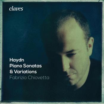 Cover J. Haydn: Works for Piano