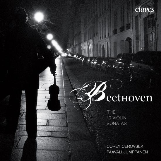 Cover Beethoven: Complete Sonatas for Piano & Violin