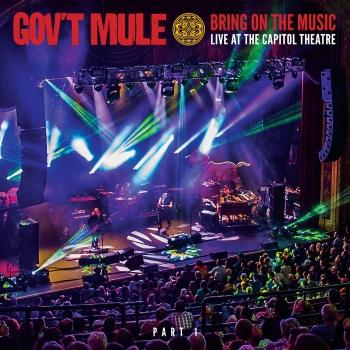 Cover Bring On The Music: Live at The Capitol Theatre, Pt. 1