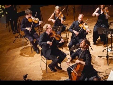 Video Nicolas Altstaedt with Arcangelo: Haydn cello concerto No 1