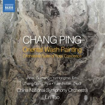 Cover Chang Ping: Oriental Wash Painting