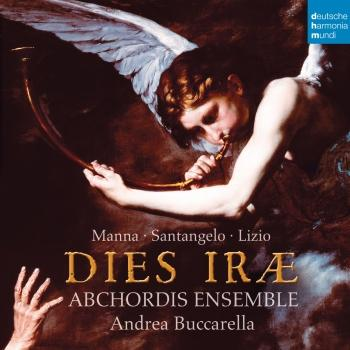 Cover Dies Irae - Sacred & Instrumental Music from 18th Century Naples