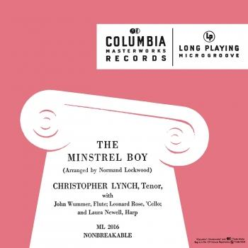 Cover Rose Plays the Minstrel Boy & Others (Remastered)