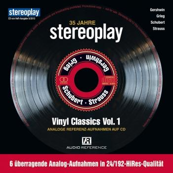Cover stereoplay Vinyl-to-HighRes Sampler Vol. 1