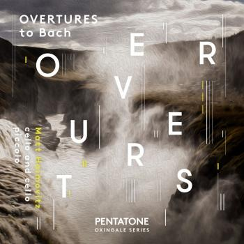 Cover Overtures to Bach