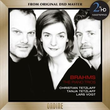 Cover Brahms: The Piano Trios (2016 Remaster)