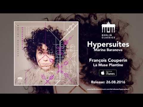 Video Marina Baranova 'La Muse Plantine' - New Album 'Hypersuites'