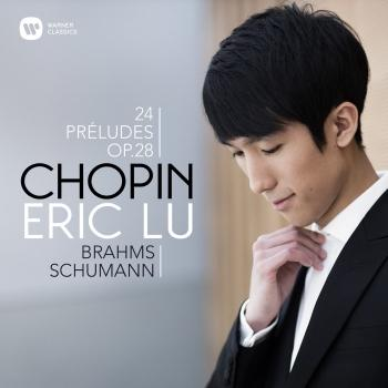 Cover Chopin: 24 Préludes - Brahms: Intermezzo, Op. 117 No. 1 - Schumann: Ghost Variations