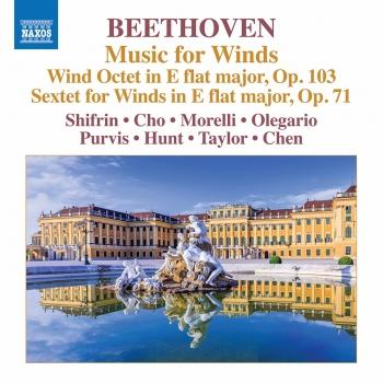 Cover Beethoven: Music for Winds