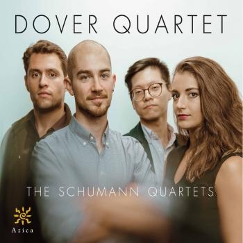 Cover The Schumann Quartets