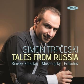 Cover Tales from Russia