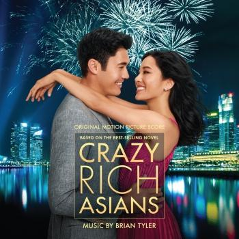 Cover Crazy Rich Asians (Original Motion Picture Score)