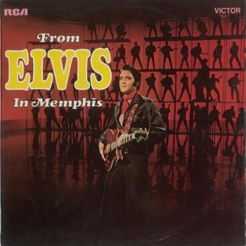 Cover From Elvis In Memphis
