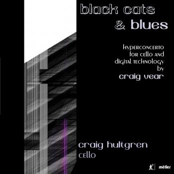 Cover Craig Vear: Black Cats and Blues