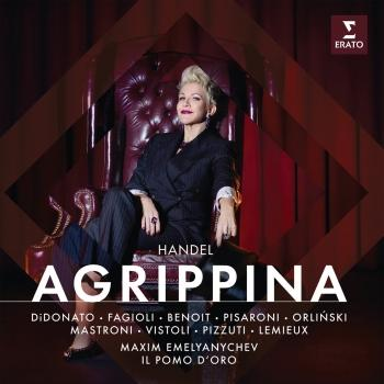 Cover Handel: Agrippina