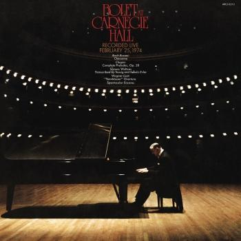 Cover Jorge Bolet at Carnegie Hall, New York City, February 25, 1974 (Remastered)