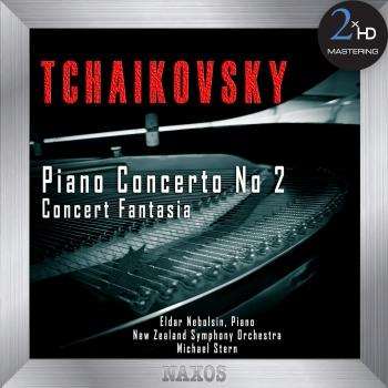 Cover Tchaikovsky: Piano Concerto No. 2 - Concert Fantasia (Remastered)