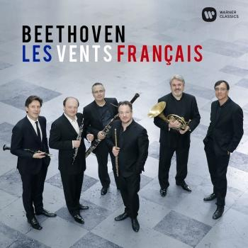 Cover Beethoven: Chamber Music for Winds