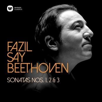 Cover Beethoven: Piano Sonatas Nos 1, 2 & 3