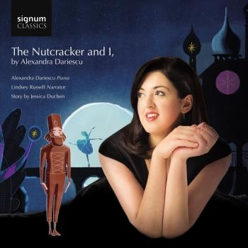 Cover Tchaikovski: The Nutcracker & I