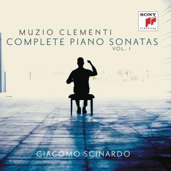 Cover Clementi: Piano Sonatas, Vol. 1