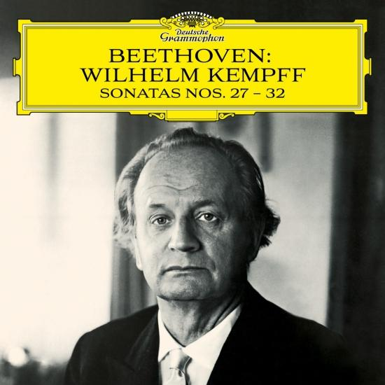 Cover Beethoven: Sonatas Nos. 27 - 32 (Remastered)