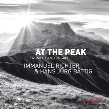 Cover At the Peak
