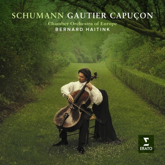 Cover Schumann: Cello Concerto & Chamber Music Works (Live)