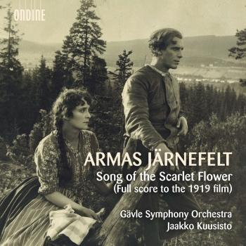 Cover Song of the Scarlet Flower (Full Score to the 1919 Film)