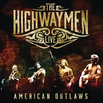 Cover Live - American Outlaws
