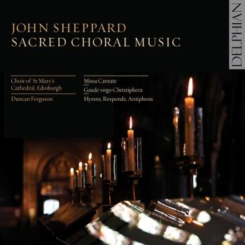 Cover Sheppard: Sacred Choral Music