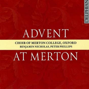 Cover Advent at Merton