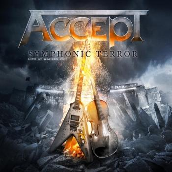 Cover Symphonic Terror (Live at Wacken 2017)
