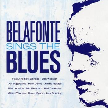 Cover Belafonte Sings the Blues (Remastered)