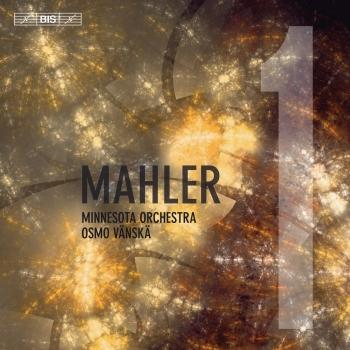 Cover Mahler: Symphony No. 1 in D Major 'Titan'